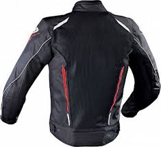 sport bike jacket ixon motorcycle cooler summer vented textile sport jacket black