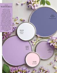 what colors make purple paint a visit to wisteria lane inspiration room and bedrooms