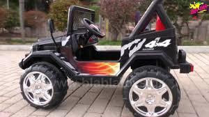 kids jeep wrangler jeep wrangler 12v ride on kid car 5247061 www blablatoys gr