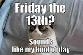 Friday The 13th Memes - 20 friday the 13th memes sayingimages com