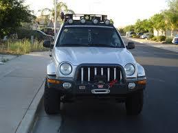 jeep liberty front bumper flyingwen s 2002 jeep liberty kj expedition portal