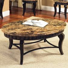 coffee table coffee table marvelous bluestone top wood and metal