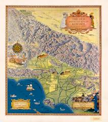 Map Southern California A Map Of California Tribal Areas And Languages At The Time Of