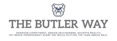 official butler university bulldogs