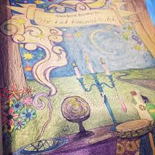 Pull Down World Map by Book Review Of Shadows The Coloring Book Of Shadows Amy Cesari