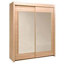 Porte De Placard Coulissante Recoupable by Armoire Designe But Armoire 2 Portes Coulissantes Miroir