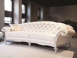 Contemporary White Leather Sofas Furniture White Leather Sofa Luxury Sofas Magnificent Modern