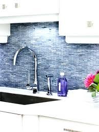 blue kitchen backsplash blue mosaic backsplash doyouknow co