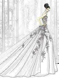 snow white sketch concept wedding dress alfred angelo spring 2017