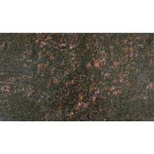 ms international tan brown 18 in x 31 in polished granite floor