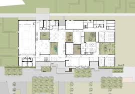 Floor Plans For Schools Senior High Neulengbach Austria By Shibukawa Eder