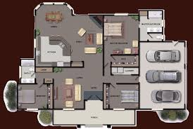 color floor plans esprit home plan