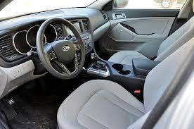 2011 Kia Optima Interior 2011 Kia Optima Ex Gdi A World Class Sedan