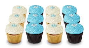 winter wonderland dozen georgetown cupcake