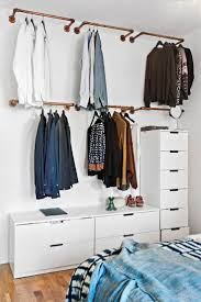 Clothes Storage Solutions by 25 Best Clothing Racks Ideas On Pinterest Clothes Racks