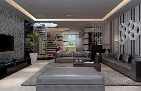 Cool Modern Interior Design Living Room Home Interior Design - Modern design living room