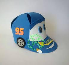 como hacer gorras de fomix del cars alefers taller creativo febrero 2012 lulú pinterest