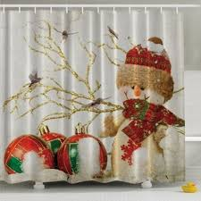 Christmas Bathroom Rugs Bathroom Best 25 Christmas Shower Curtains Ideas On Pinterest