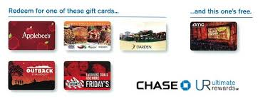dinner and a gift card ultimate rewards dinner and gift card deal