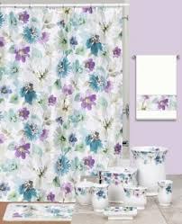 floral shower curtain hooks foter