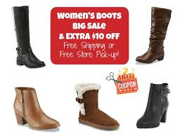 s boots for sale sears s boots big sale 10 with sears coupon
