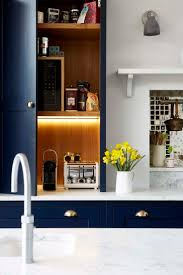 what color to paint kitchen cabinets with black appliances