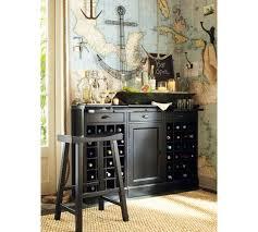 modular bar buffet with 2 wine grid bases u0026 1 cabinet base