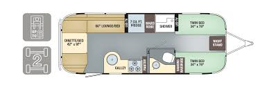Auto Use Floor Plan by Floorplans International Signature Airstream