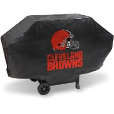 cleveland browns deluxe grill cover walmart com