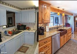 Wide Galley Kitchen Kitchen Remodel Before And After Pinterest U2014 The Clayton Design