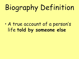biography definition literary terms and concepts review 1 allusion allusion definition