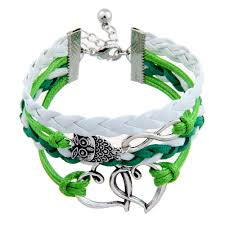 love braided bracelet images 2016 new style couple love charm multi layer braided leather owl jpg