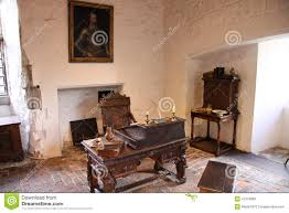medieval house interior medieval interior stock photo image 47379869