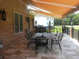 Retractable Awnings Nj Retractable Awnings Majestic Awning