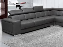 canapé d angle noir simili cuir canapé d angle réversible 6 places en simili cuir coloris noir