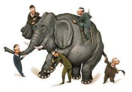 The Blind Men And The Elephant Lesson Plans Overcoming Objections To Bayesian Networks Part 2 Haystax
