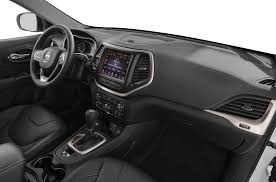 2017 jeep grand cherokee dashboard 2016 jeep cherokee price photos reviews u0026 features