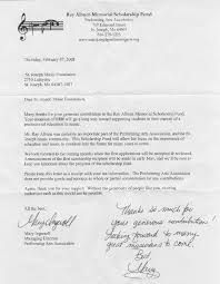 how to write a scholarship letter letter of recommendation sample