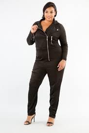 zipper jumpsuit suede zipper jumpsuit gitionline