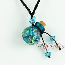 bottle necklace pendant images Vintage perfume bottle pendant necklace necklace vials for ashes jpg