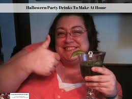 halloween party drinks to make at home experimental homesteader