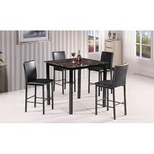 Best Quality Dining Room Furniture Best Quality Furniture 5 Piece Counter Height Dining Set U0026 Reviews