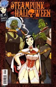 steampunk halloween 1 antarctic press comicbookrealm com