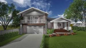 split level home 4 bedroom home design storey house plan wave
