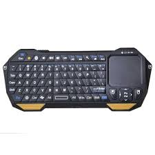 bluetooth keyboard android new wireless mini bluetooth keyboard with touchpad for windows