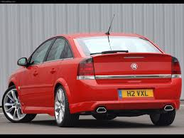 vauxhall vectra vxr vauxhall vectra vxr 2006 picture 17 of 31