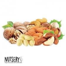 deluxe nut mix the nutsery