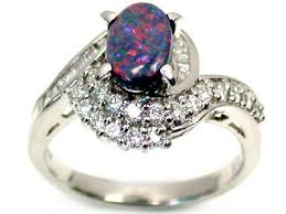 opal and engagement ring the best opal engagement ring ideas from opal auctions