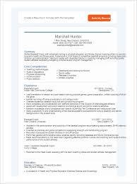 Baseball Resume Template 100 Baseball Coach Resume Best College Student Resume Example