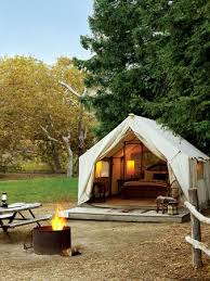 Tent Backyard Create The Ultimate Outdoor Guest Room Tent Living Pinterest